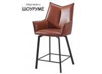 Полубарный стул SOHO Brown