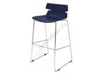 Барный стул CT-602 Голубой