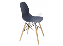Стул PW-025 Eames blue