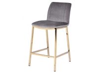 Полубарный стул 30C-DX-2091 GRE Серый