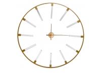 Часы настенные круглые золотые 91см 19-ОА-6157