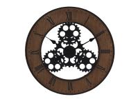 Часы настенные под дерево HZ1300630