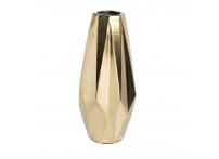 Ваза керамическая золотая 55RD3750L