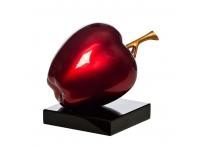 """Статуэтка """"Красное яблоко"""" D867XS"""