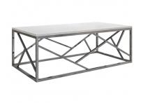Стол журнальный с мраморной столешницей GY-CT2051214BLSM