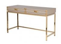 Стол письменный светлый шпон 46AS-D4084-TP