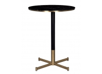Стол высокий мраморное стекло 46AS-HT5341-BL