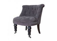 Кресло PJC742-PJ843 серо-фиолетовое
