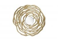 Зеркало декоративное золотое 19-OA-6307