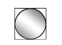 Зеркало квадратное в черной раме 19-OA-6321
