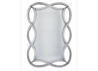 Зеркало декоративное в фигурной зеркальной раме 50SX-0925