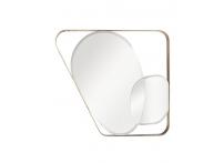 Зеркало декоративное в металлической раме KFE1210