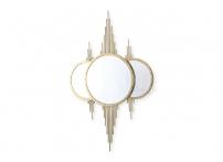 Зеркало декоративное золотое KFE1230