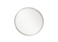 Зеркало круглое в золотой раме KFE1240