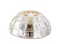 Встраиваемый хрустальный потолочный светильник под лампу G-9 Y019-4 золото
