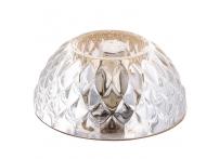 Встраиваемый хрустальный потолочный светильник под лампу G-9 Y0215-4 золото