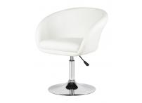 Барное кресло EDISON LM-8600 Белое