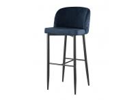 Барный стул ОСКАР Сине-зеленый