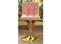Барный стул LM-5016 Пудрово-розовый