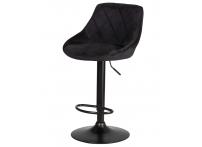 Барный стул LOGAN BLACK LM-5007 Черный
