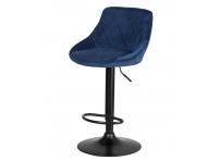 Барный стул LOGAN BLACK LM-5007 Синий