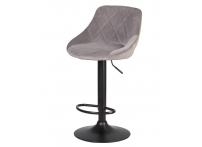 Барный стул LOGAN BLACK LM-5007 Серый