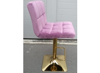 Барный стул LM-5016 Пудрово-сиреневый