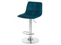 Барный стул TAILOR LM-5017 Морская волна велюр