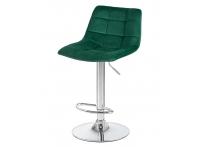 Барный стул TAILOR LM-5017 Зеленый велюр