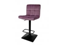 Барный стул LM-5018 Пудрово-сиреневый