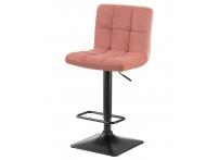 Барный стул LM-5018 Пудрово-розовый