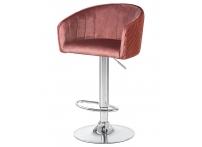 Барный стул DARCY LM-5025 Бронзово-розовый