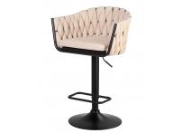Барный стул LEON LM-9690 Бежевый