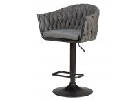 Барный стул LEON LM-9690 Графитовый