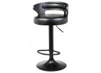 Барный стул LMZ-1018 Черный \ черный