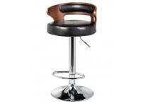 Барный стул LMZ-1018 Черный