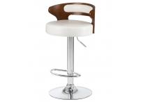 Барный стул LMZ-1018 Белый