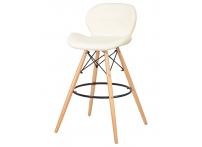 Барный стул LMZL-302B Кремовый