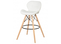 Барный стул LMZL-302B Белый