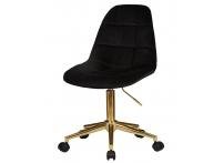 Компьютерный стул MONTY LM-9800 GOLD Черный