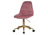 Компьютерный стул MONTY LM-9800 GOLD Розовый