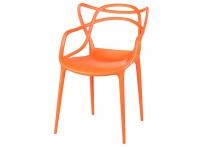 Стул LMZL-PP 601 Оранжевый