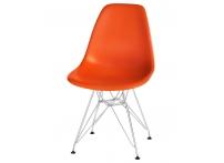 Стул LMZL-PP638A Оранжевый