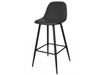 Барный стул BCR-500 винтажный Серый