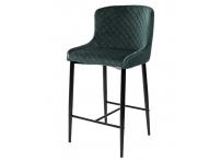 Полубарный стул ARTEMIS BLUVEL-78 GREEN
