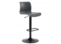 Барный стул NEVADA винтажный черный