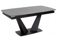 Стол ACUTO2 170 Nero KL-116