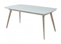 Стол ELIOT 140 Белый / дерево