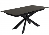 Обеденный стол MONTANA испанская керамика Тёмно-серый