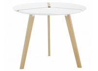 Обеденный стол PEONY Белый